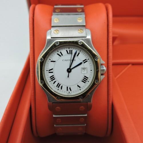 Cartier Octagon Automático