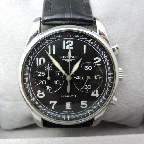 Longines Avigation Black Edition
