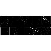 Seven Friday 1