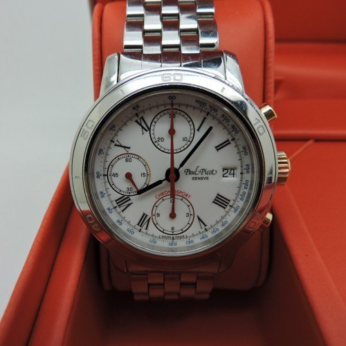 Paul Picot Chronosport