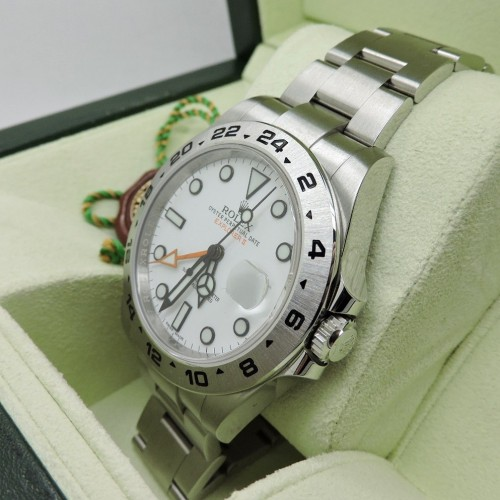 Rolex Explorer II GMT