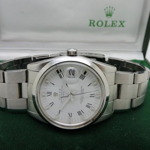 Rolex Date Oyster 1986