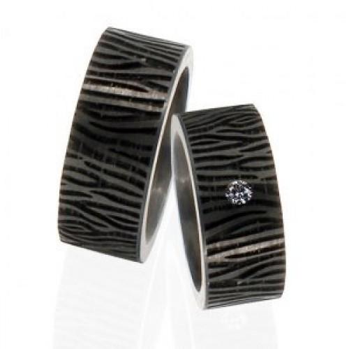 Alianza de Titanio y Carbono Zebra All